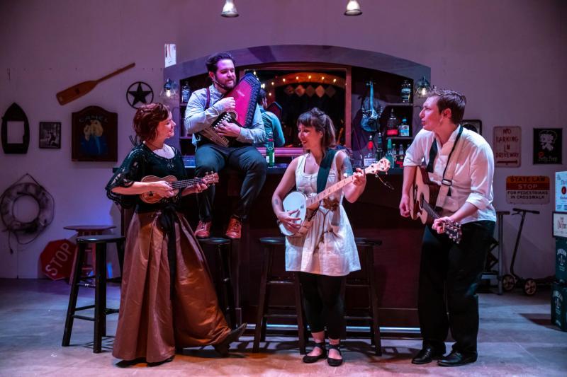 BWW Review: Penfold Theatre's GHOST QUARTET Delights Austin Audiences