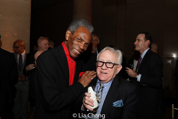 Andre De Shields, Emmy and Tony Award?winning actor, recipient of the Joyce Warshow L Photo