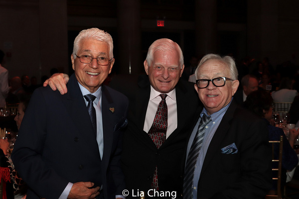 Duffy Violante, Ted Snowdon and Leslie Jordan Photo