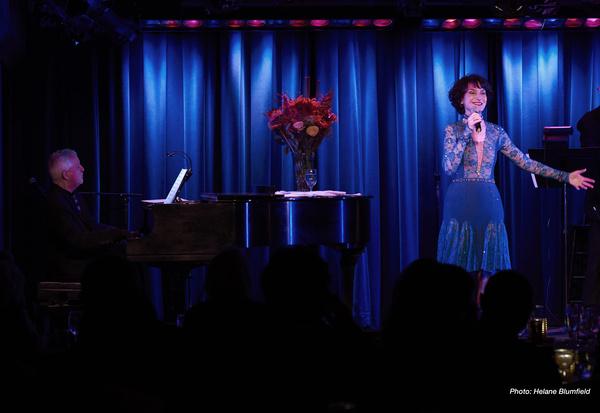 Photos: Jackie Draper Returns To The Laurie Beechman