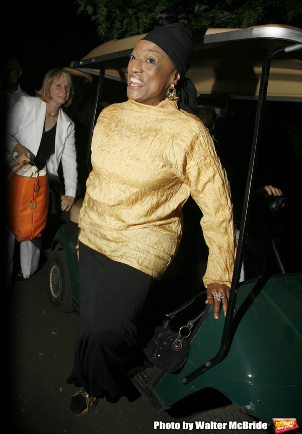 Jessye Norman attending the Gala Opening Night Premiere of the Public Theater's  prod Photo