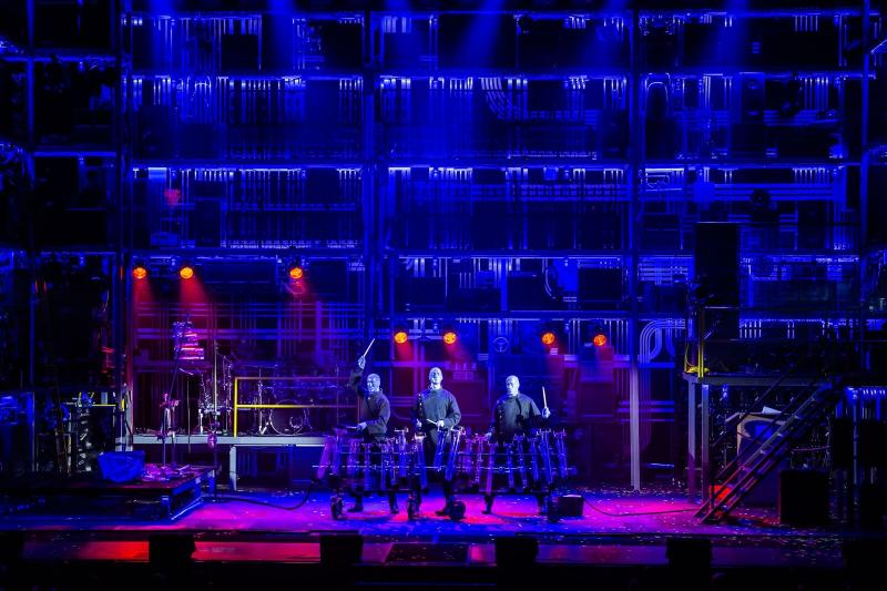 BWW Review: You'll Be SPEECHLESS at BLUE MAN GROUP...But You Might Not Know Why
