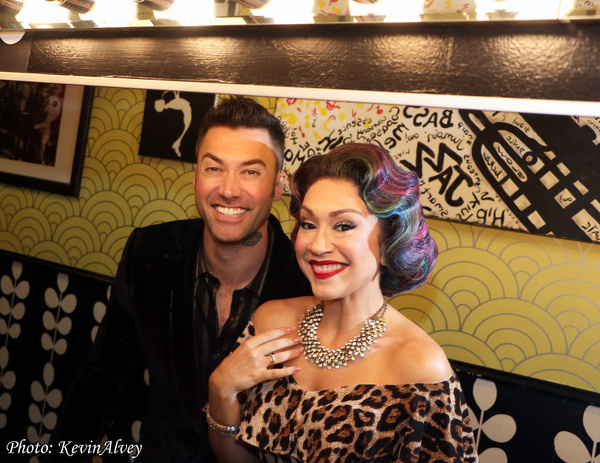 Ace Young, Diana DeGarmo Photo