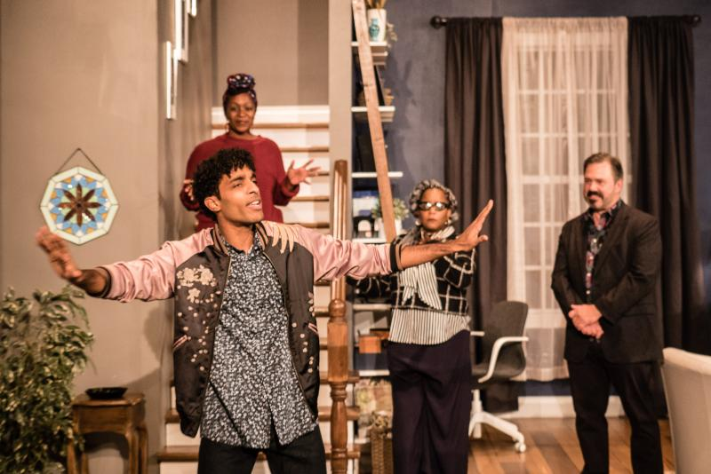 BWW Review: GCTC's BANG BANG Blends Humour and Drama in this Gripping Production at Ottawa's Irving Greenberg Theatre Centre