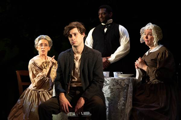 Photo Flash: First Look at Rubicon Theatre's BIG RIVER: THE ADVENTURES OF HUCKLEBERRY FINN