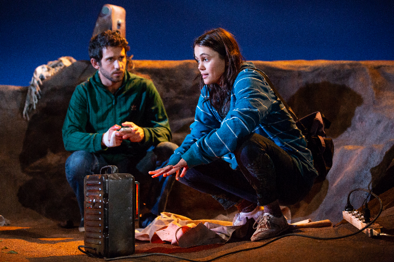 BWW Review: Refugee Politics Leads To Sexual Politics In Sylvia Khoury's Absorbing POWER STRIP