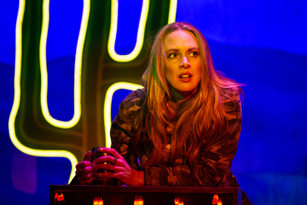Photo Flash: First Look at MONSOON SEASON at Rattlestick Playwrights Theater