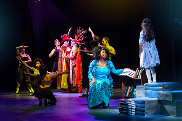 Photo Flash: First Look at MATILDA, THE MUSICAL at La Mirada