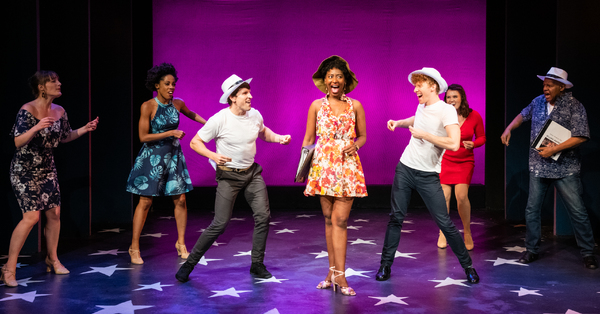 Photo Flash: First Look at PANAMA HATTIE at The York Theatre Company