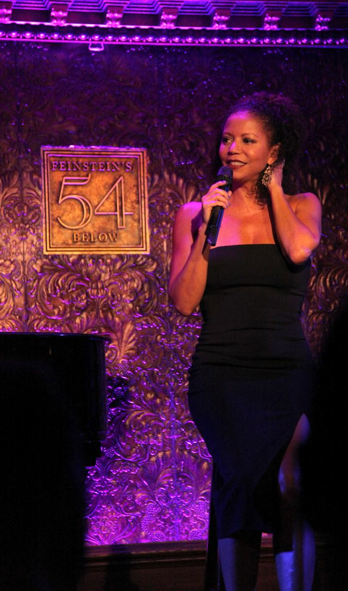 BWW Review: Gloria Reuben Touches Hearts in FROM BALLADS TO BOSSA at 54 Below