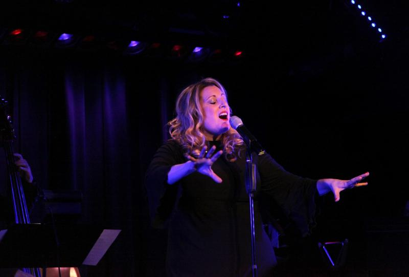BWW Review: Corinna Sowers Adler Triumphs with SECOND STORIES at The Laurie Beechman Theatre