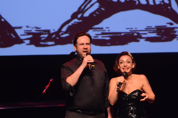 Photo Coverage: BROADWAY FRIGHT NIGHT At The Patchogue Theatre