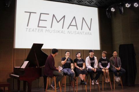 BWW Previews: Morgan Oey and Lea Simanjuntak to Play Link Larkin and Velma Von Tussle on TEMAN's HAIRSPRAY
