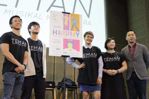 BWW Previews: TEMAN to Bring the Big and Beautiful HAIRSPRAY to Jakarta with Morgan Oey, Lea Simanjuntak, And More