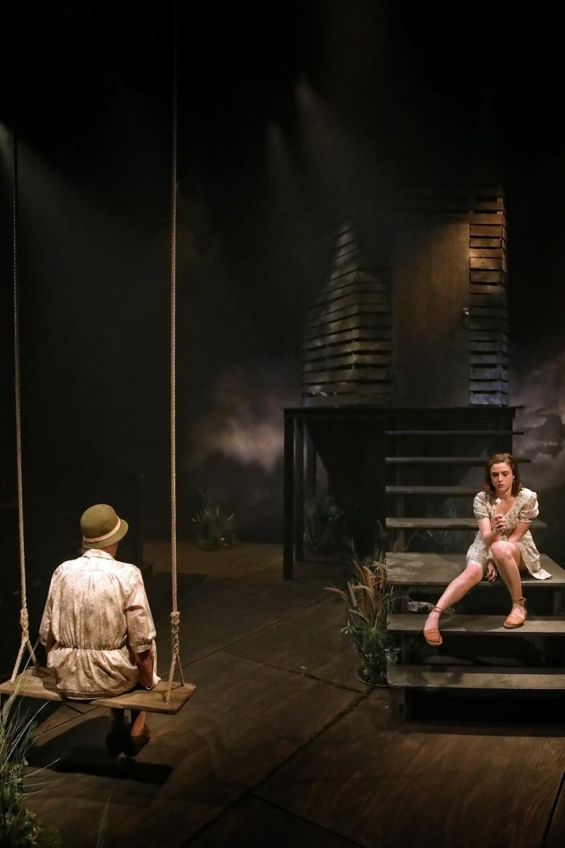 BWW REVIEW: Pheromones, Possessiveness and Perfidy Combine In The Stage Adaptation of Tennessee Williams' BABY DOLL.