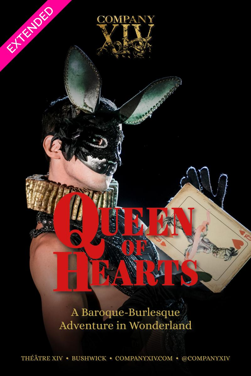 BWW Review: Company XIV Sexes Up Halloween with QUEEN OF HEARTS