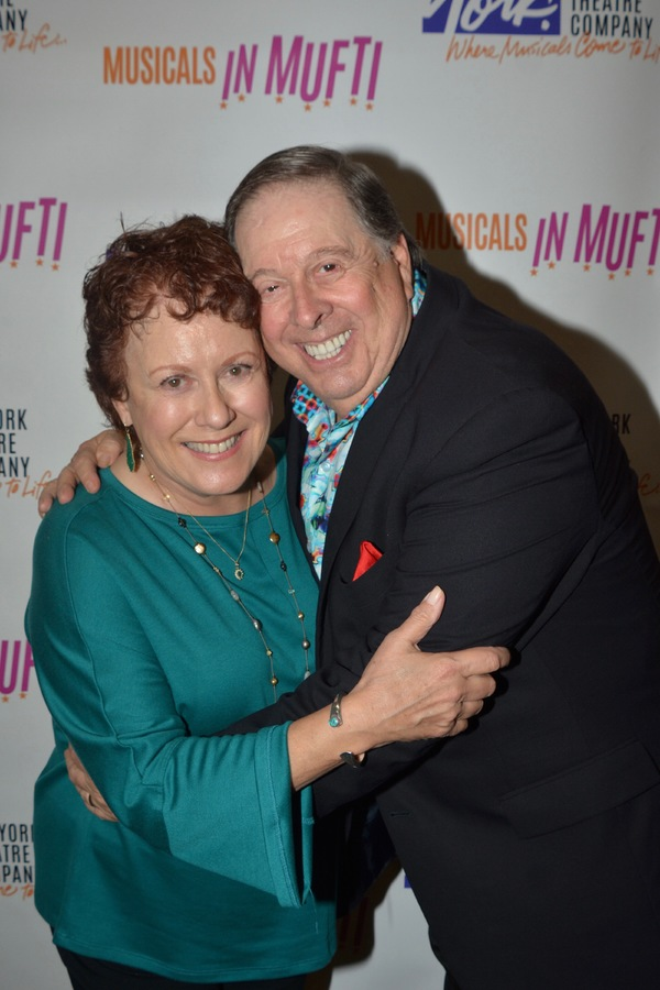 Judy Kaye and David Green Photo