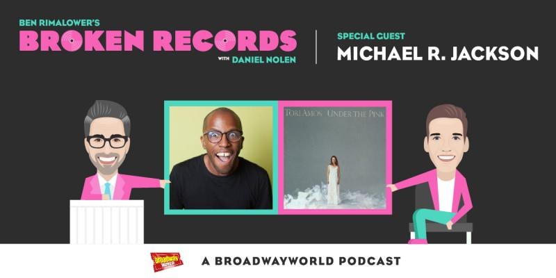 BWW Exclusive: Ben Rimalower's Broken Records with Special Guest, A STRANGE LOOP's Michael R. Jackson