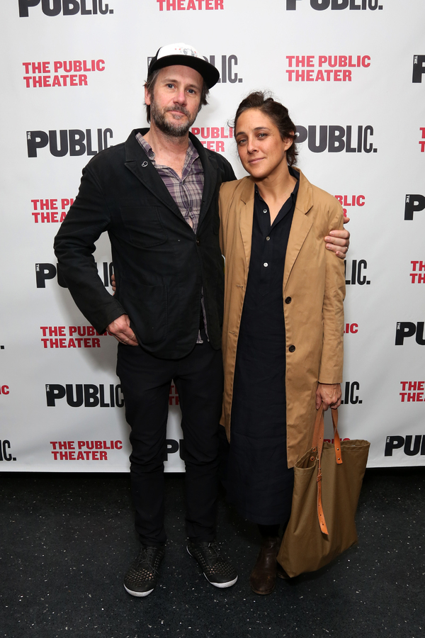 Photo Coverage: Public Theater Celebrates Opening Night of THE MICHAELS