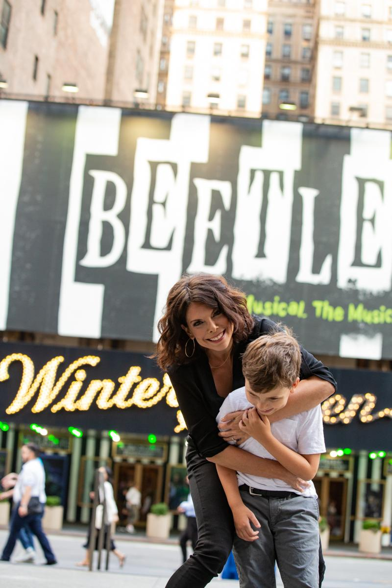 BWW Exclusive: How BEETLEJUICE's Jill Abramovitz Finds Balance as a Broadway Mom
