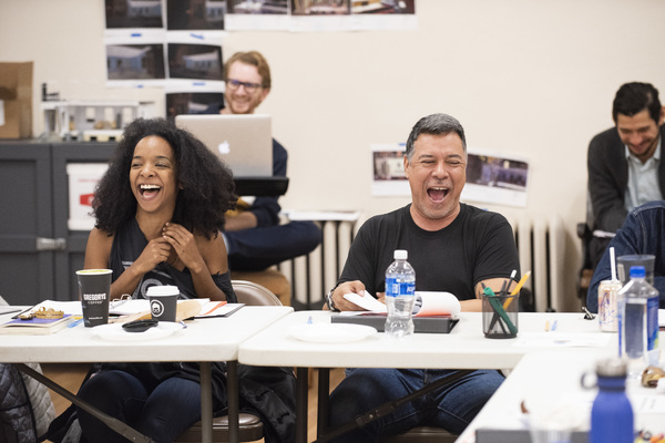 Photo Flash: In Rehearsal with HALFWAY BITCHES GO STRAIGHT TO HEAVEN