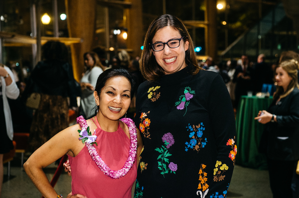 Seema Sueko and Sharyn Rothstein  Photo
