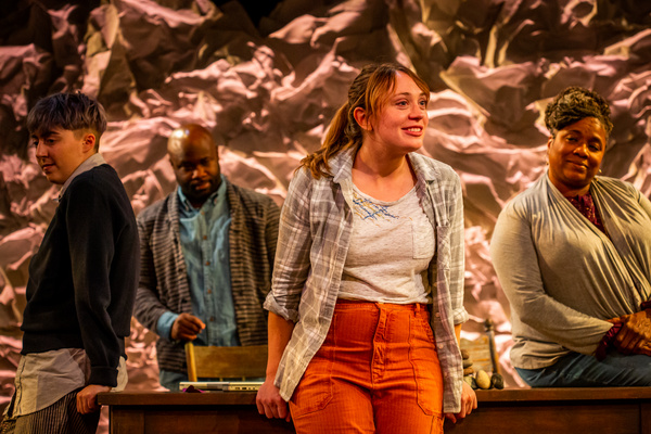 Photo Flash: Nia Vardalos' TINY BEAUTIFUL THINGS Begins Performances At Arden Theatre Company