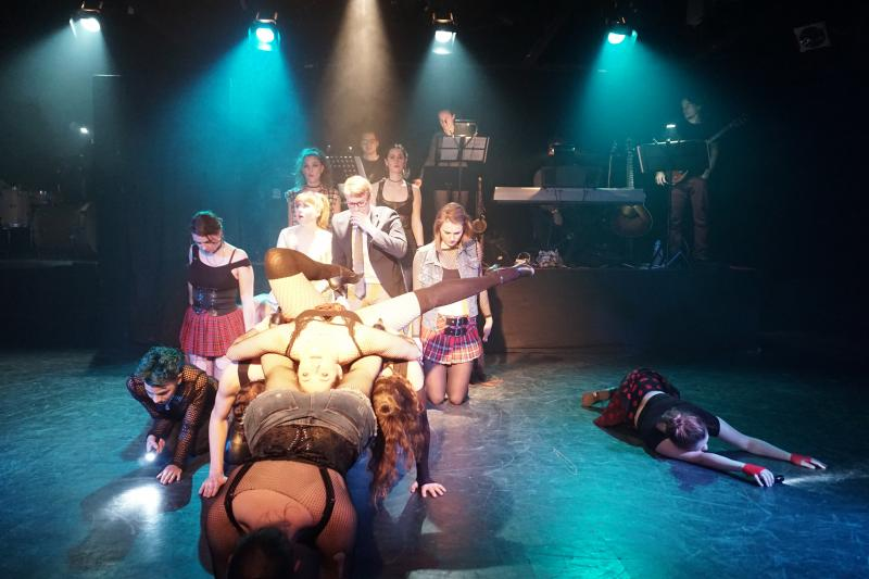 BWW Interview: Director/Choreographer Amy Blackmore of THE ROCKY HORROR SHOW at MainLine Theatre
