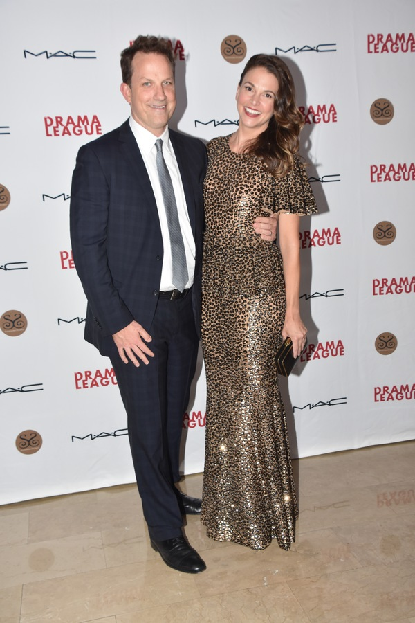Photo Coverage: The Drama League 2019 Gala Honors Sutton Foster