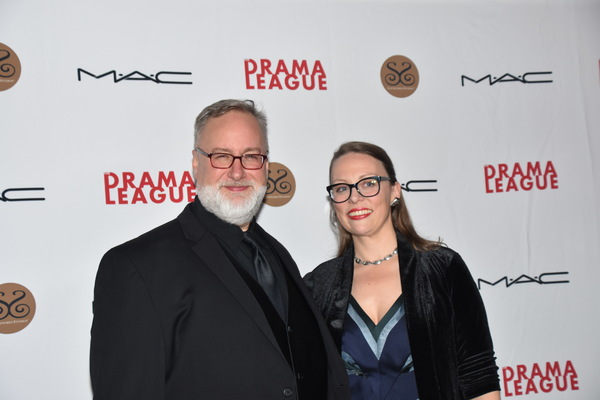 Gabriel Stelian-Shanks (Artistic Director/Gala Co-Producer) and Bevin Ross (Executive Photo