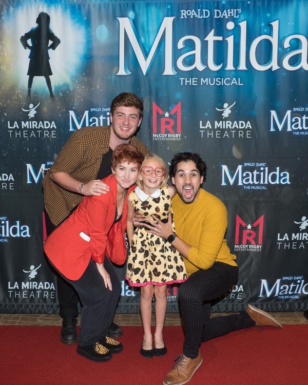 Photos: Curtain Call And Press Night Celebration of MATILDA THE MUSICAL At La Mirada Theatre