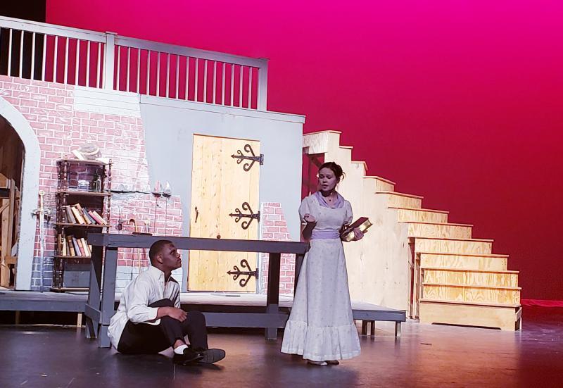 BWW Interview: Ember Reynolds, Elisha Summers, Kevin Shipp, Katharine Nelson, Falon Scott of I AM FRANKENSTEIN at Maumelle High School Performing Arts Center