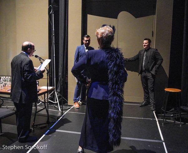 KT Sullivan, Artistic Director Mabel Mercer Foundation Photo