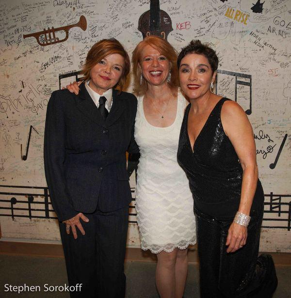 Karrin Allyson, Deborah Grace Winer, Christine Andreas Photo
