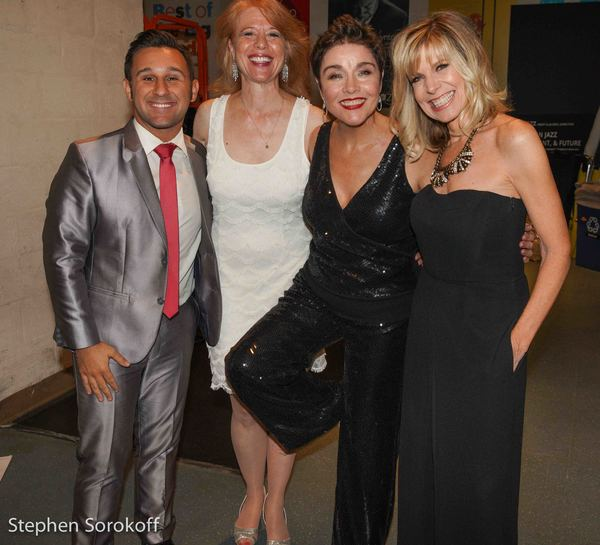 Nicolas King, Deborah Grace Winer, Christine Andreas, Debby Boone Photo