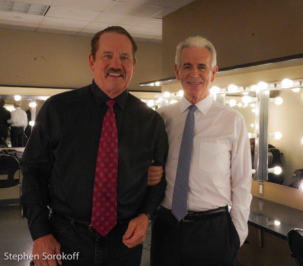 Tom Wopat & James Naughton Photo