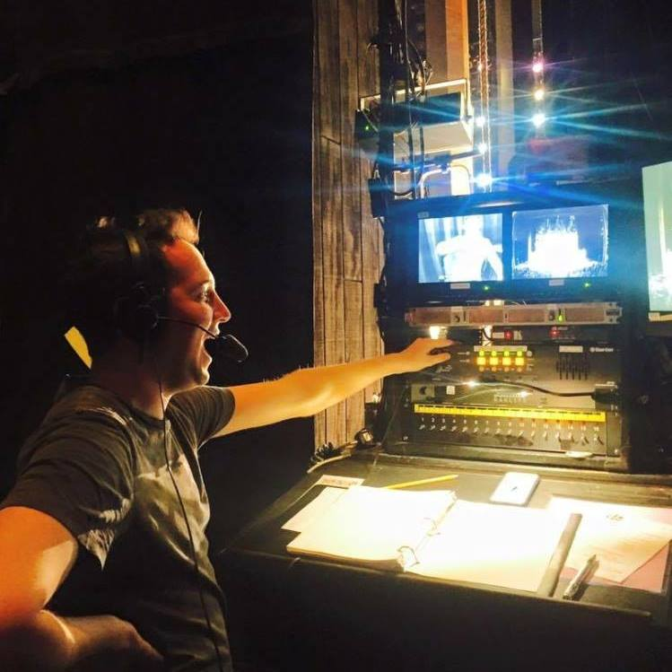 Stage Manager Career Spotlight: BEETLEJUICE's Matt DiCarlo Is Our Guide To Stage Managing on Broadway