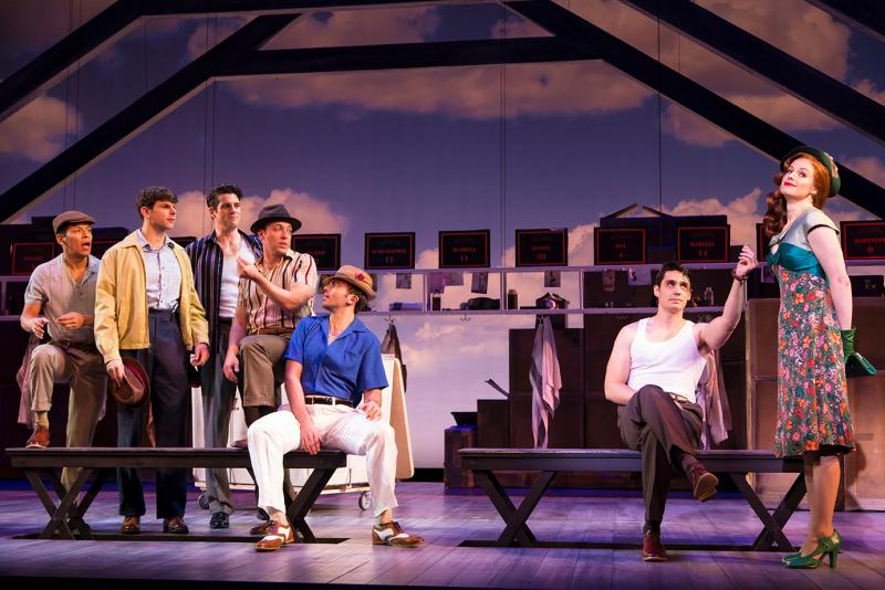 BWW Review: LAST DAYS OF SUMMER – The New Musical at George Street Playhouse is a Sure-Fire Hit