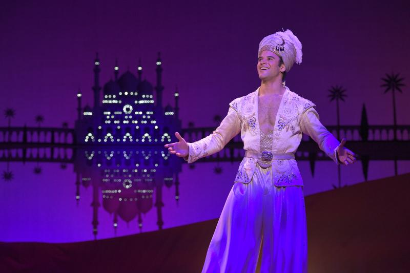 BWW Interview: Clinton Greenspan Flies to New Heights as Broadway's Newest Aladdin