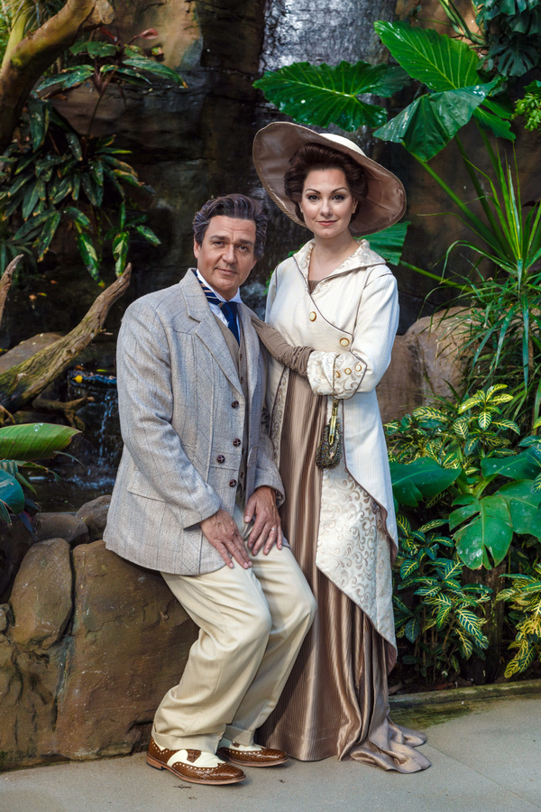 Photo Flash: Get A First Look At The Company Of Pittsburgh Opera's FLORENCIA EN EL AMAZONAS