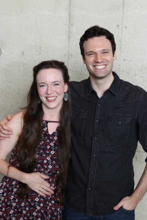Amelia Pedlow and Jake Epstein Photo