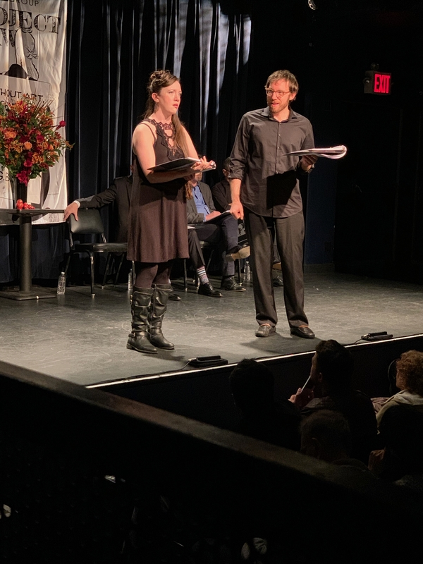 Photo Coverage: Project Shaw Presents ARMS AND THE MAN