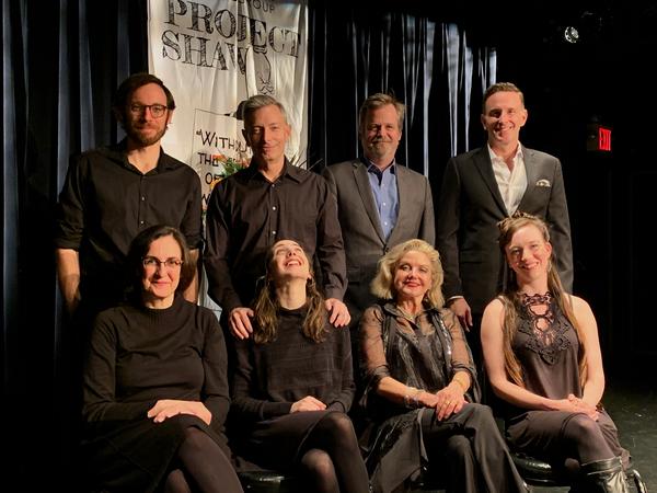 Evan Yionoulis Talene Monahon, Alison Fraser, Amelia Pedlow, Arnie Burton, Bradford C Photo