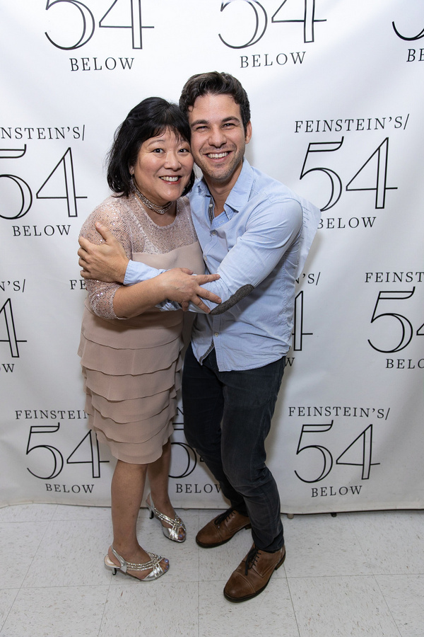 Ann Harada and Etai Benson Photo