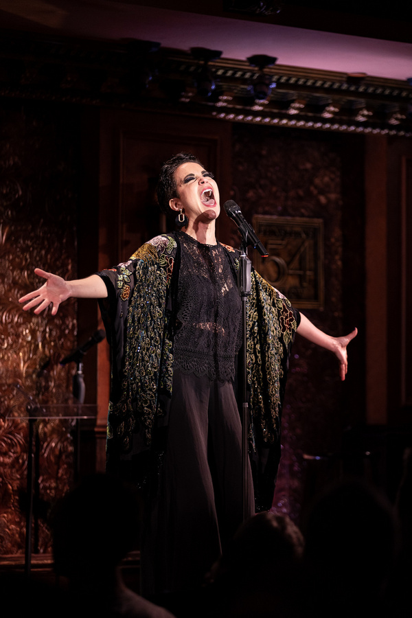 Photo Flash: Alexandra Silber, Ann Harada And More Star In I WISH: THE ROLES THAT COULD HAVE BEEN At 54 Below