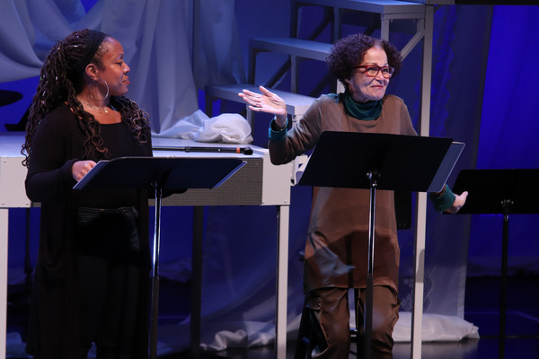 Photo Flash: Dramatists Guild Foundation Hosts Presentation Of New Works By DGFFellows