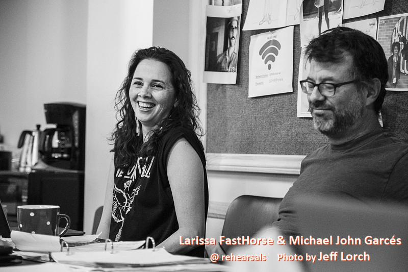BWW Interview: Indigenous Playwright Larissa FastHorse Setting The Table With Truths In THE THANKSGIVING PLAY