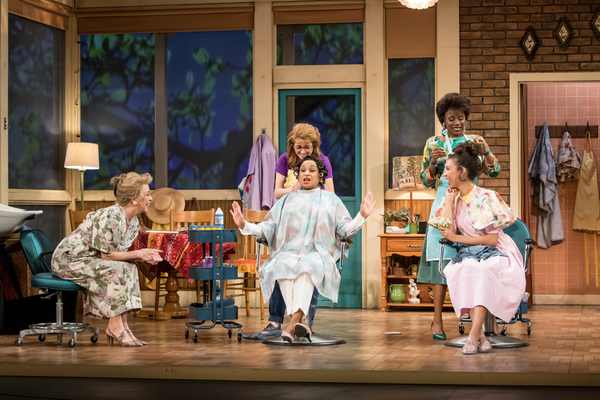Photo Flash: First Look at STEEL MAGNOLIAS at the Guthrie Theater