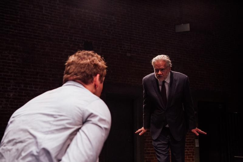BWW Review:  THE ACTORS' GANG THEATER PRESENTS THE RIVETING PLAY '1984' at The Actor's Gang Theater