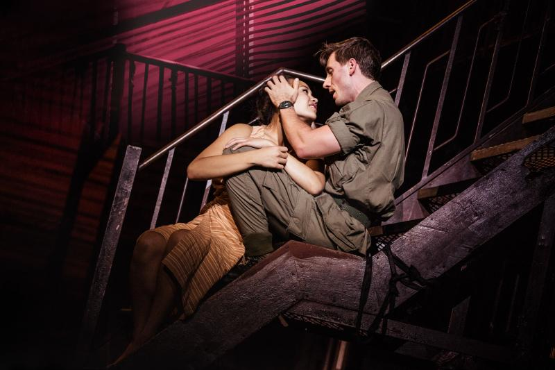 BWW Review: MISS SAIGON at the Paramount - The Heat is On, but Not All the Way
